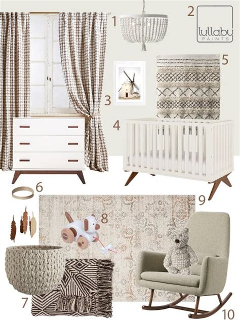 Cozy Baby Crib With Moon - my modern nursery 116 cozy moon sponsored by
