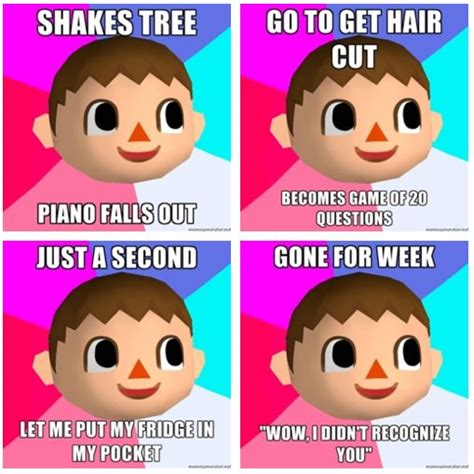 Animal Crossing Memes - animal crossing hipster pinterest animal crossing