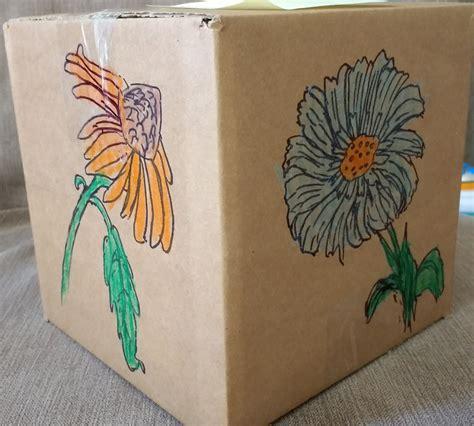 Flower Box 3 090 flower box 3 mailart 365