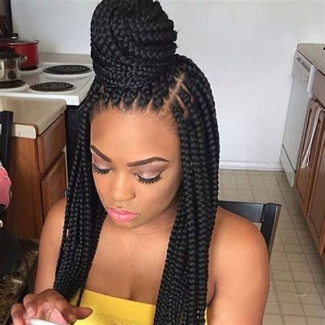 instagrm hair briad box com braids hairstyles cornrows cute on instagram
