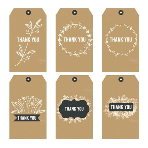 wedding favors templates free printable printable wedding favor tags template thank you gift tags