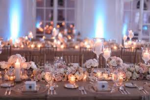 wedding reception table centerpieces pictures blush tablescape on blush weddings blushes