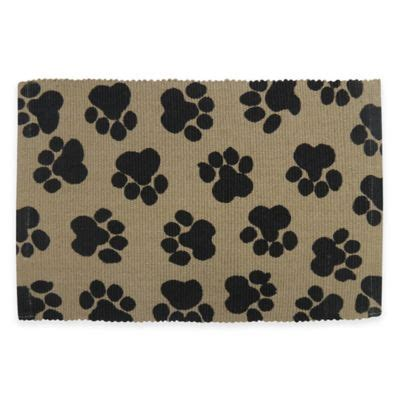 Paw Print Floor Mats by Buy Paw Print Floor Mats From Bed Bath Beyond
