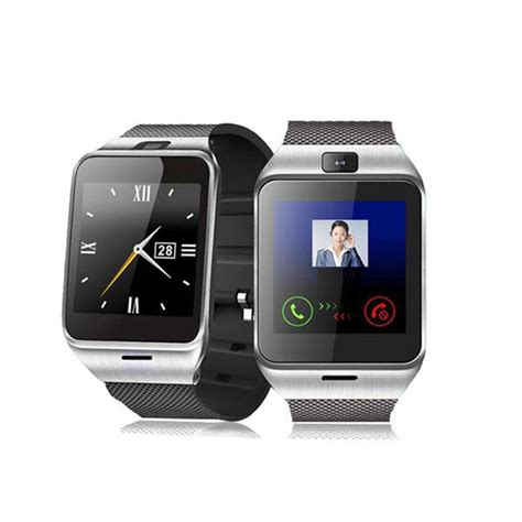 Smartwatch Sim Card waterproof aplus gv18 smart bluetooth wristwatch with android phone support sim