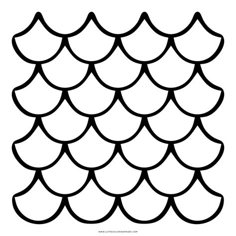 fish coloring page with scales scales coloring page ultra coloring pages