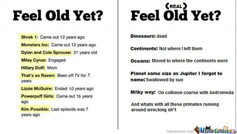 Feeling Old Meme - feeling old than feeling old by durango421 meme center