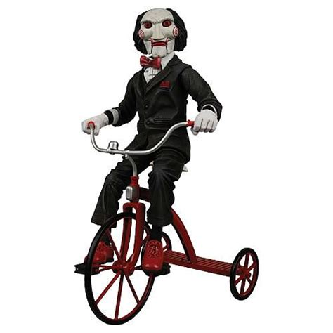 Batman Sconce Saw Billy The Puppet Talking Figure Shut Up And Take My