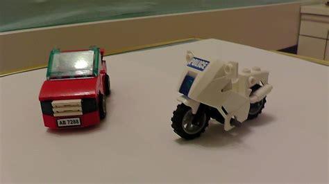 Youtube Motorrad F R Kinder by Lego Motorrad Und Auto Bauen Bauanleitung F 252 R Kinder