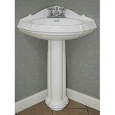 Corner Pedestal Sinks For Small Bathrooms Sinks And 1000 Images About Pedestal Sinks On Pedestal