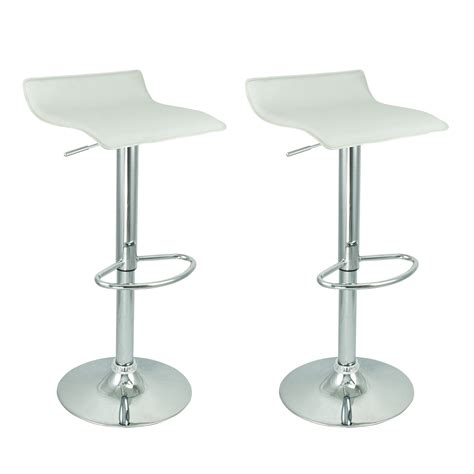 Adjustable Kitchen Stools by New Kitchen Chair Bar Stool Airlift Swivel Barstools