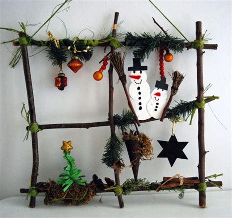 Weihnachtsdeko Fenster Schule by Weihnachten Im Kunstunterricht In Der Grundschule 136s