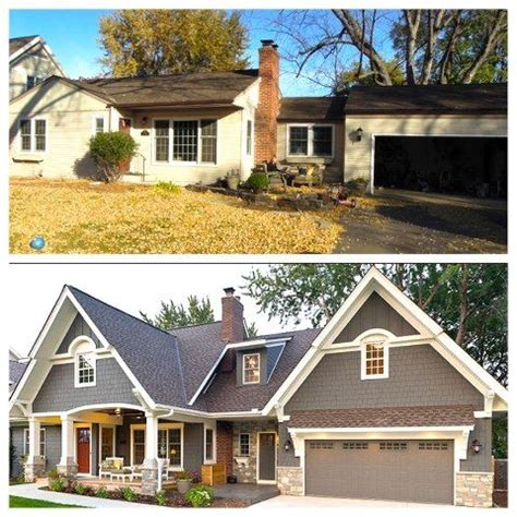 building onto your house 2nd story ranch addition before and after picture google