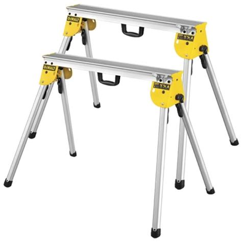dewalt work bench dewalt de7035pk2 dewalt 2 piece trestle work stand pack of 2
