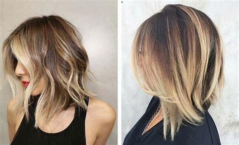 changing from a bob hairstyle 31 best shoulder length bob hairstyles stayglam