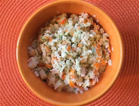 come cucinare i surimi surimi una giapponese in cucina