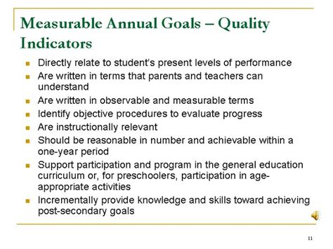 measurable goals and objectives template 74 best images about iep goals on student