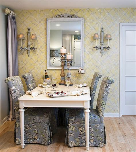 top 10 dining room trends for 2016 picture in tables color duo de couleurs tendance le gris et le jaune dans la