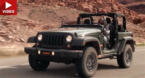 Removing Jeep Doors This Is How You A Modern Jeep Wrangler To The