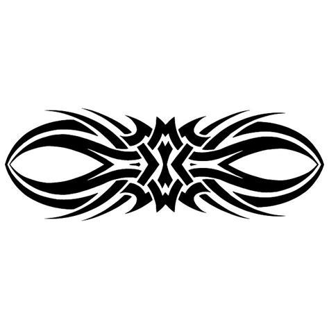 tribal tattoo clipart 107