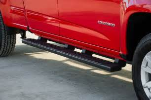 2015 chevrolet colorado lt 4x4 side step photo 151