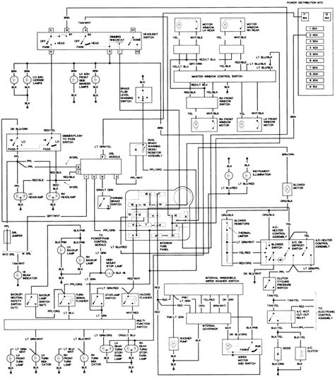 1999 ford explorer wiring diagram 1999 ford explorer