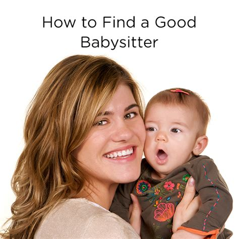 How To Find To Babysit Www Imgkid The Image Kid Has It