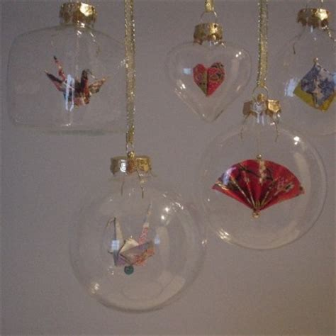 Make Paper Ornaments - origami ornaments