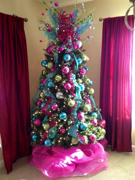 very beautiful softboard on christmas best 25 pink tree ideas on pink tree decorations pink