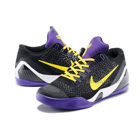 nike basketball shoes cheap prices cheap price nike 9 low black purple white basketball