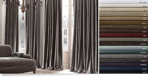 restoration hardware drapes drapery collections restoration hardware