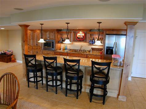 bar ideas basement kitchen bar ideas home design wet small kitchens