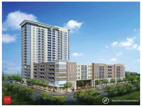 Apartments In Forest Dallas Forest City Cityplace High Rise Apartments In Uptown
