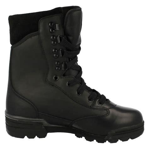 mens magnum hitec combat boots leather magnum ebay