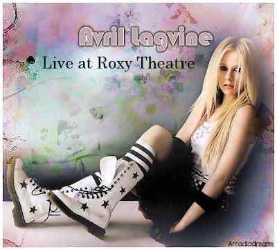 avril lavigne dont tell me live in theatre arcadiadreams enero 2008