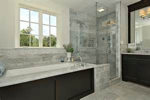 Simple Master Bathroom Ideas Transitional Master Bathroom With Master Bathroom Simple