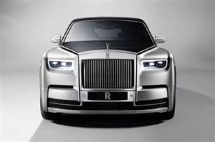 Rolls Royce Phantom Front 2018 Rolls Royce Phantom Viii Unveiled Performancedrive