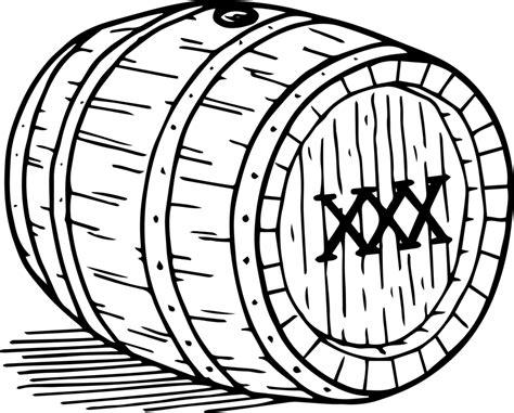 how to do whiskey on doodle fit rum barrel illustration www pixshark images