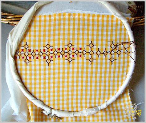 Broderie Suisse Grilles Gratuites Brigitte Rainglet by Bordado Espa 241 Ol Borda Que Que Borda M 170 Pilar Flickr