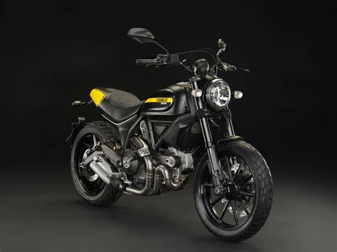 Motorrad Film 80er by Ducati Scrambler Modell 2015