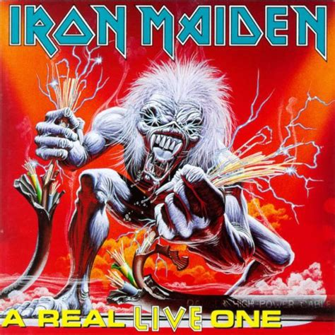 real live recensione a real live one iron maiden