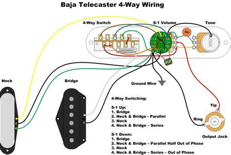 telecaster wiring diagram tele 4 way switch wiring diagram tele free engine image for user manual