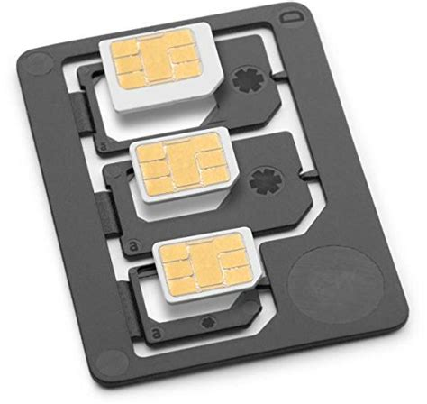 how to make sim card adapter sim adapter saapni premium quality three adapter pack