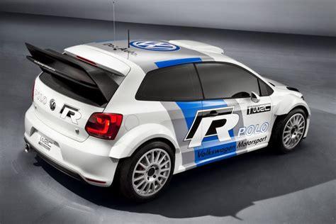 Vw Auto Einfahren by Volkswagen Startet Ab 2013 Mit Dem Polo R Wrc In Der