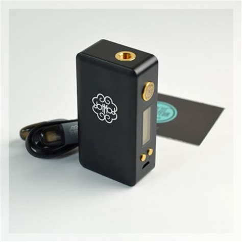 Dotbox 75 Blue Authentic dotbox 75w dotmod