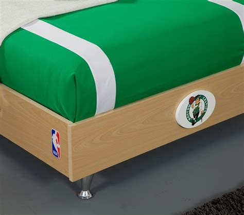 basketball toddler bed dreamfurniture com nba basketball boston celtics twin bed