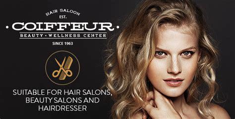 wordpress themes free hair salon coiffeur hair salon wordpress theme weblord