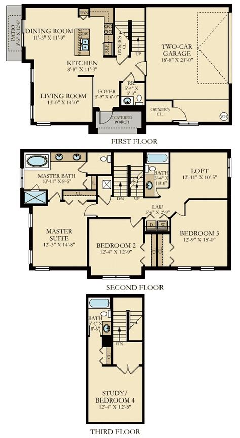 brookfield homes davenport floor plan house design ideas