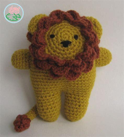 free crochet pattern amigurumi lion amigurumi lion toma creations