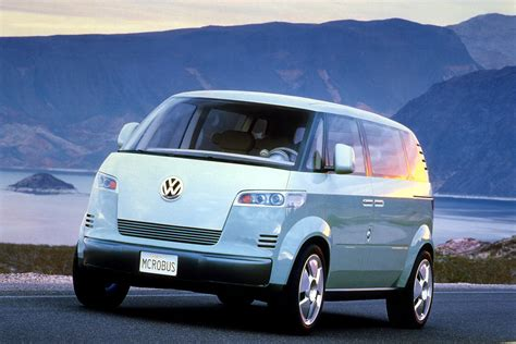 volkswagen minibus electric vw to introduce all electric long range microbus