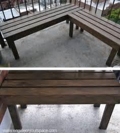 corner bench diy corner bench woodworking projects plans
